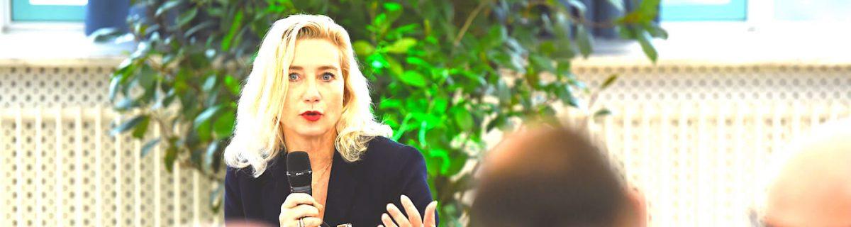 Sabine Vöhringer, Der blaue Punkt